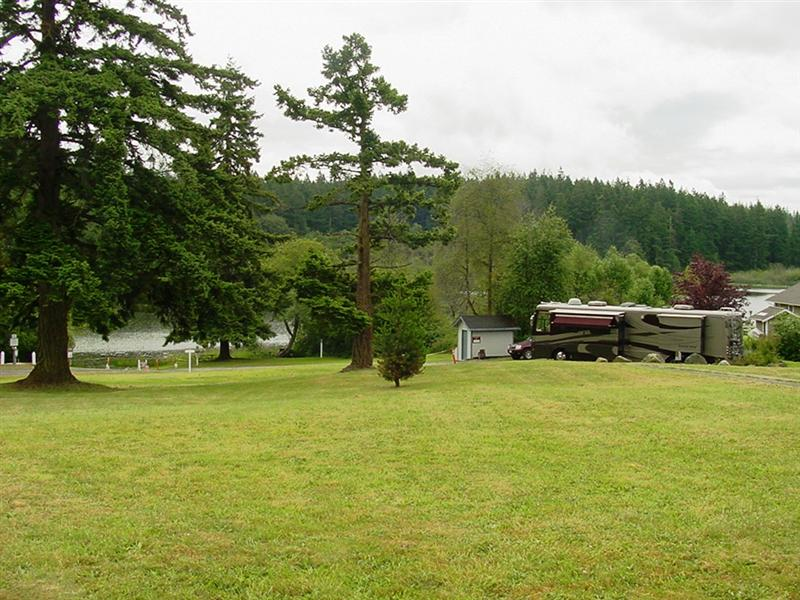 Andersen Lake State Park--Host Site