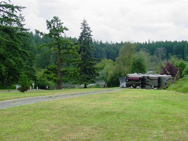 Andersen Lake State Park Host Site