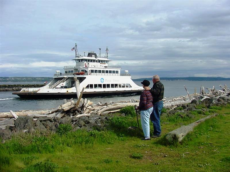 Fort Casey Ferry, WA