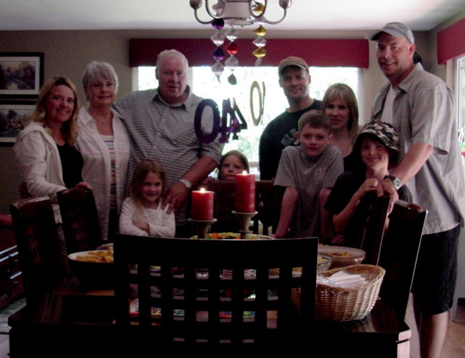 Brosius Family