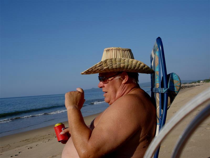 Beach Bum for Sure