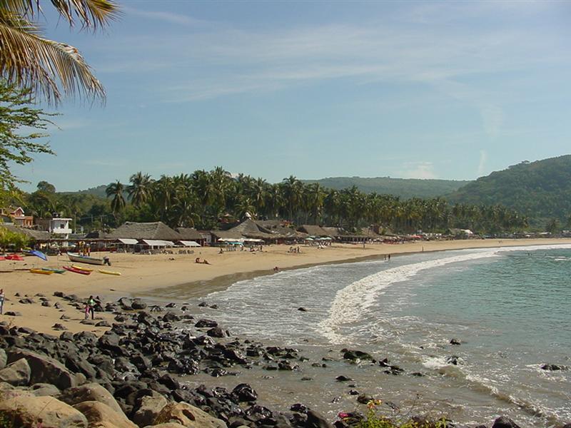 Chacala's Beach