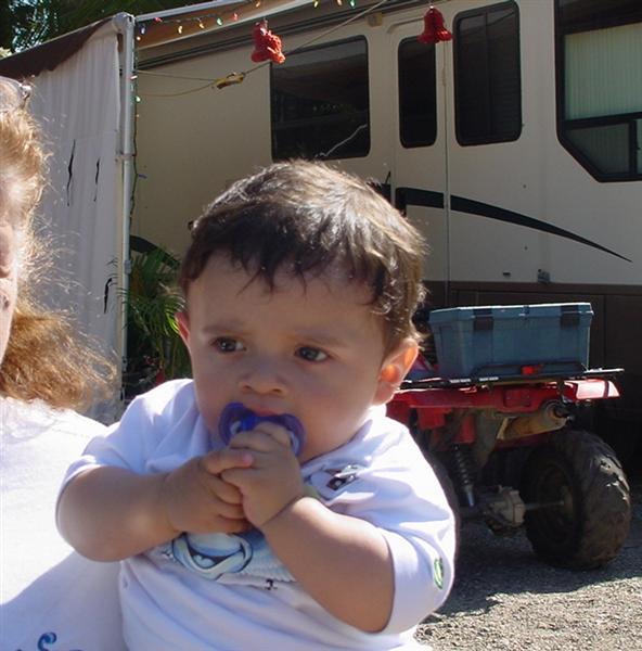 Baby Diego