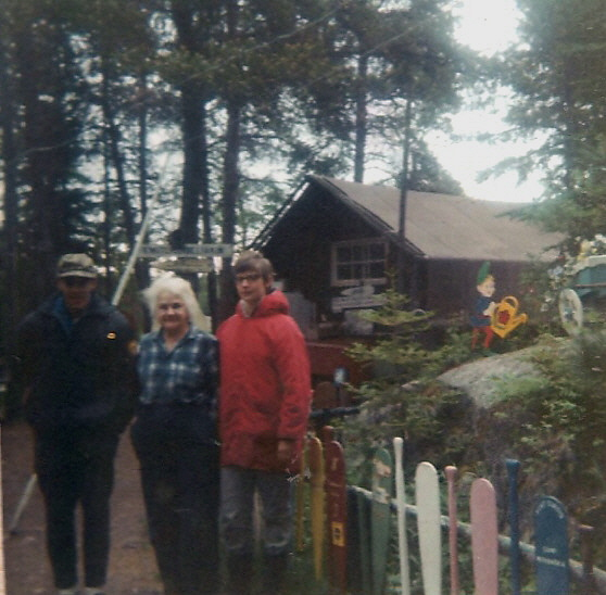 George, Dorothy, and Kathleen 1969