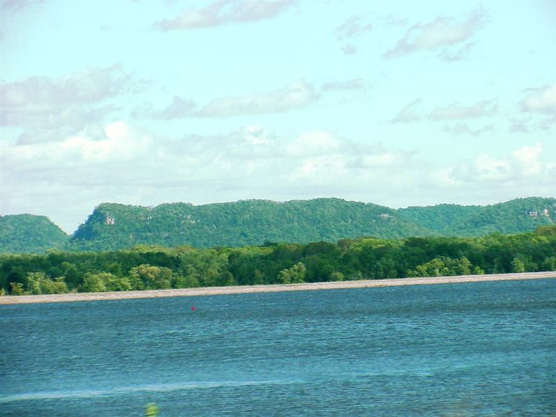 The Beloved Mississippi River and Valley