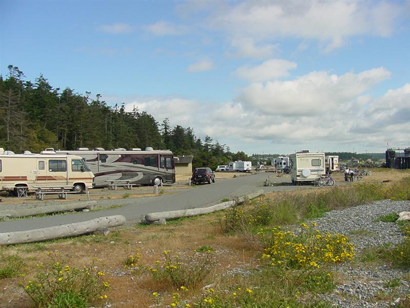 Fort Casey Tiny RV Park