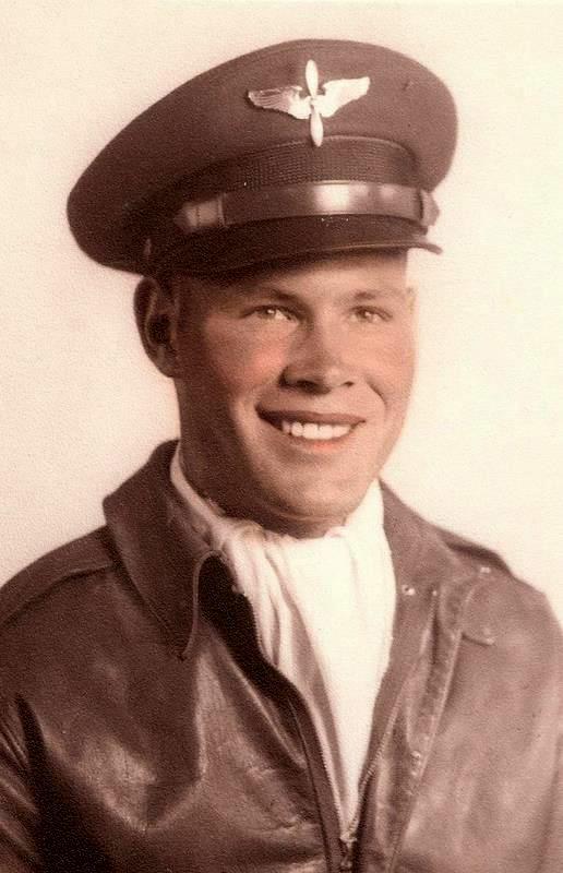 Lieutenant George E Brosius 1923-1945