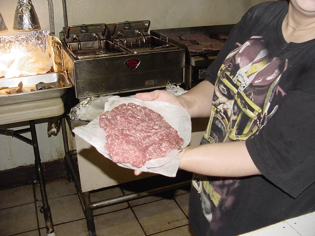 Rio Grand Valley Giant Burger