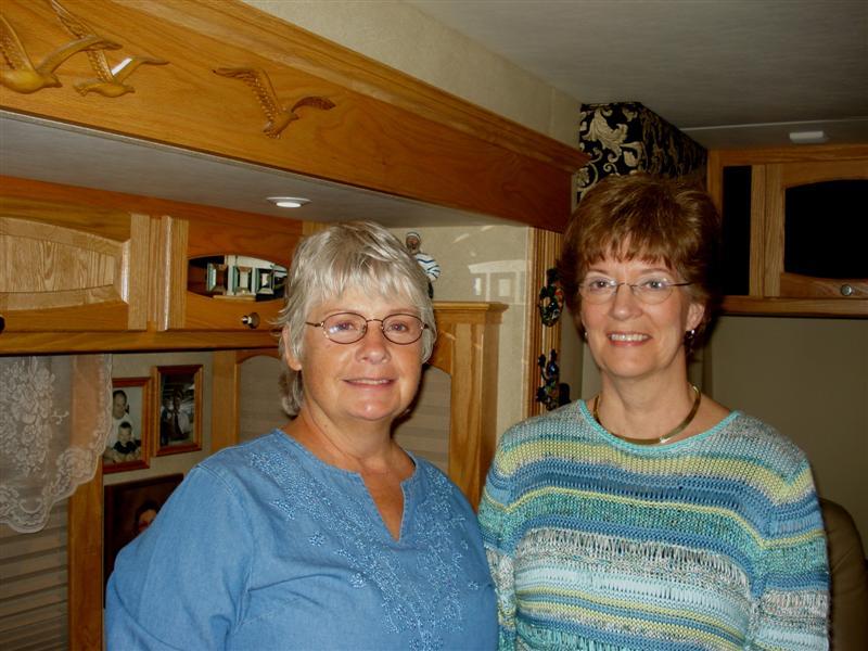 Kathleen and Nancy Today