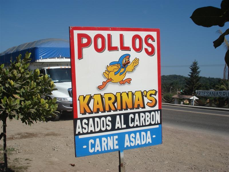 Karina's Roadside Restaurant