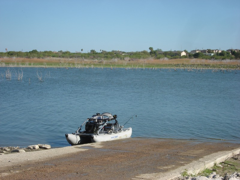 My Little Sea Eagle Pontoon Boat