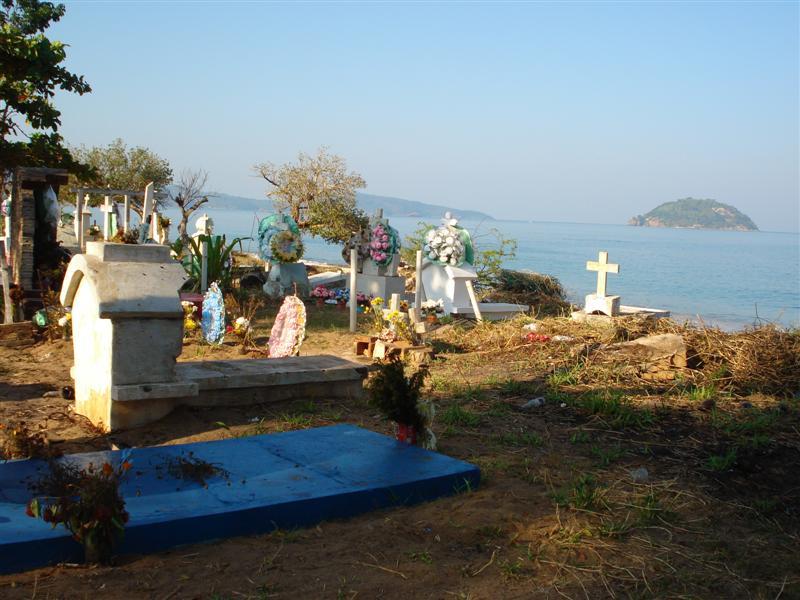 La Penita Beach Cemetery
