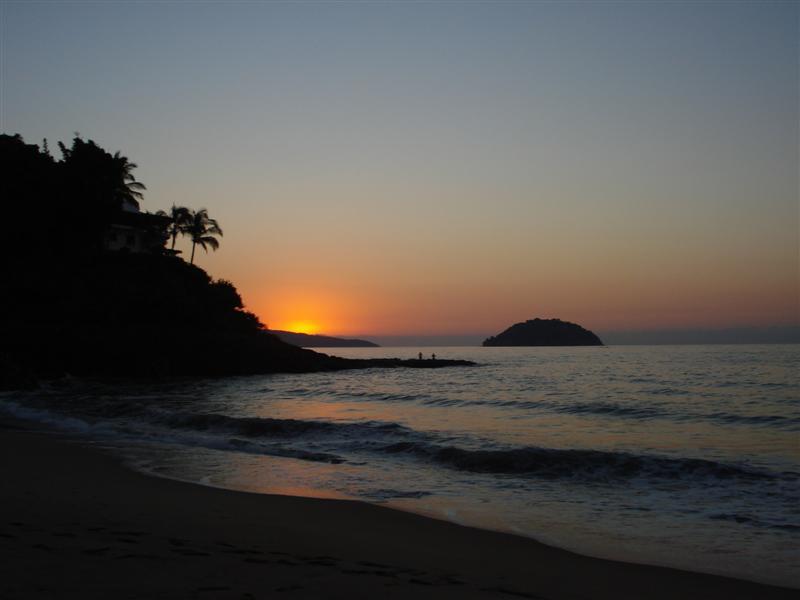 La Penita RV Park Beach Sunset