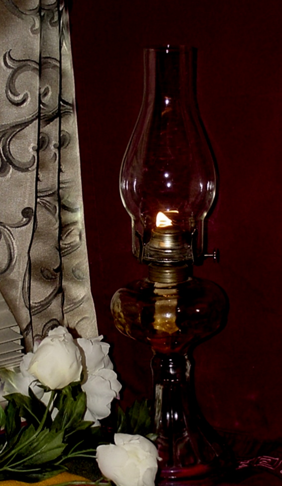 My Favorite Old Lamp