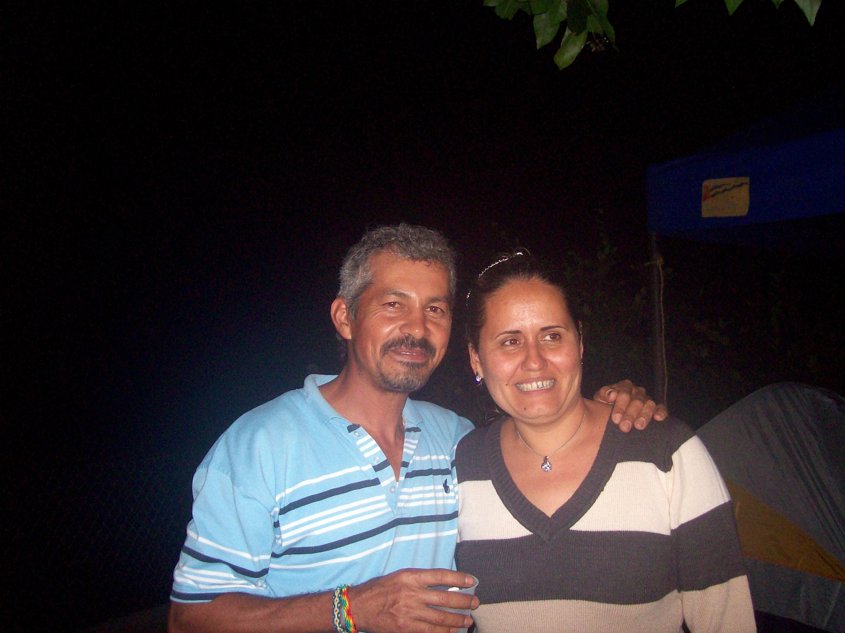 Yanette & Alonso