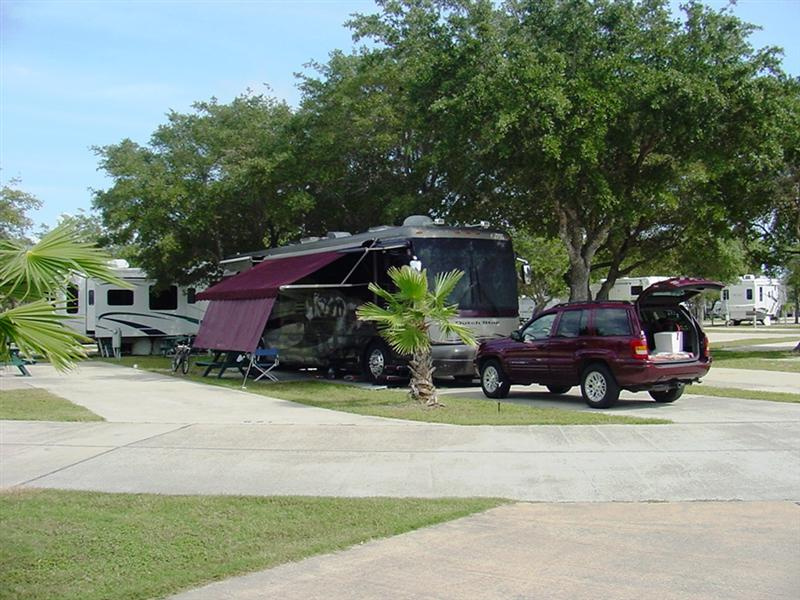 Very Nice RV Park for Extended Stay