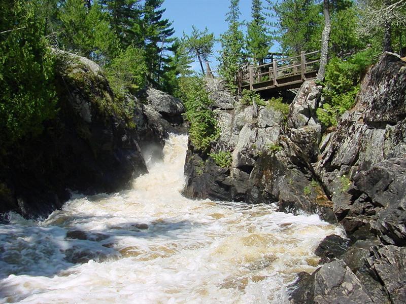Vermillion River Falls