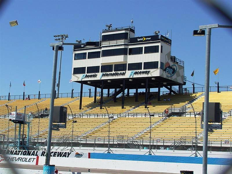 Phoenix International Race Tower