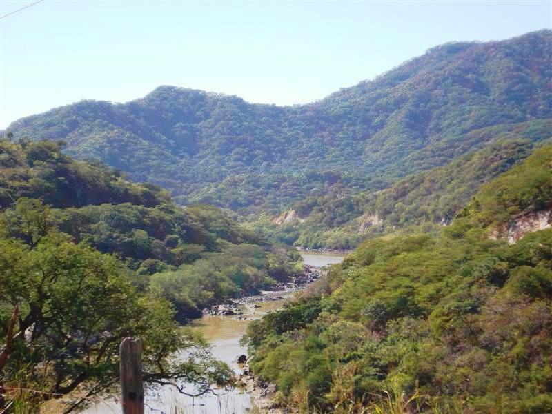 River Below Dam