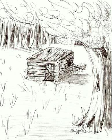 A Sketch of our House