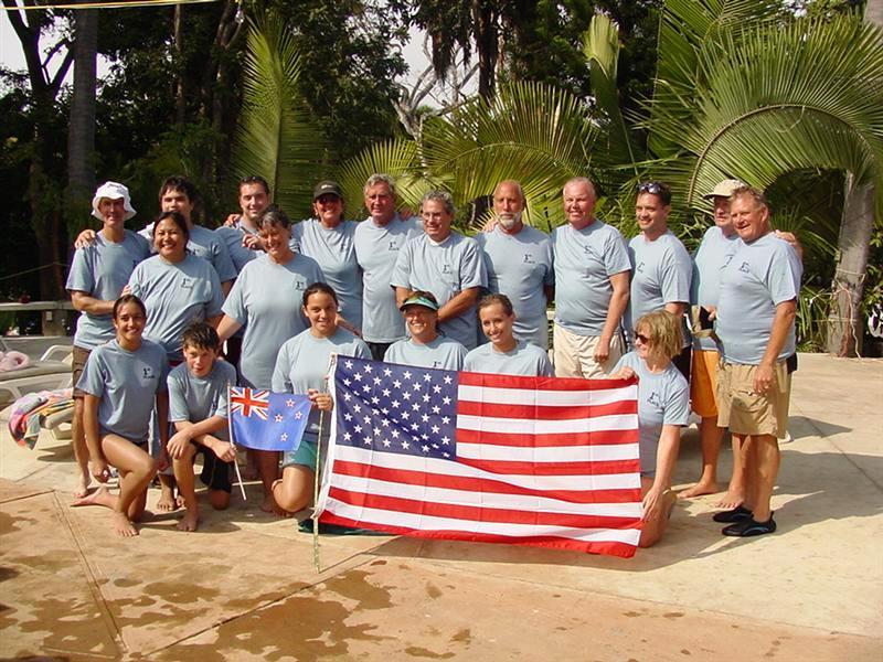 U.S. Winning Team