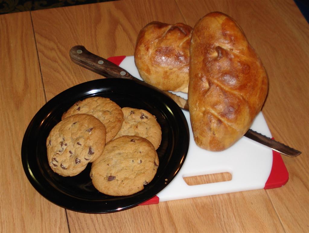 Georges Baking Skills